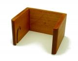 Klopapierhalter Holz
